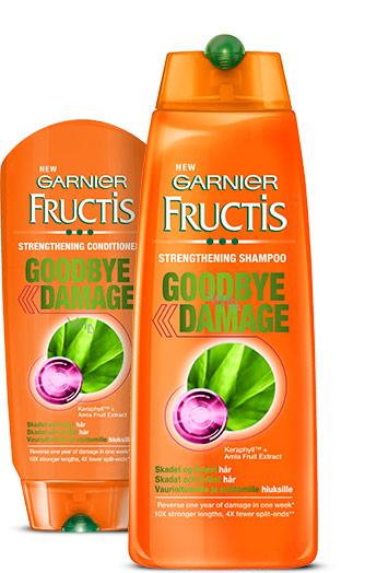 garnier fructis orange